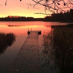Aamu, Auringonnousu, Järvi, Luonto Sunrise Lake, Sunset, Free Photos, Free Images, Online Image Editor, Morning Sunrise, Sky, Water, Outdoor