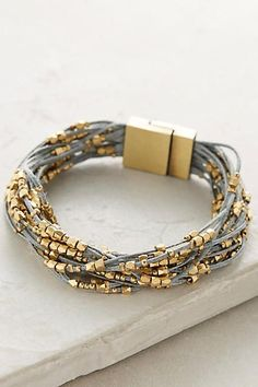 Bora Bora Bracelet - anthropologie.com                                                                                                                                                                                 More