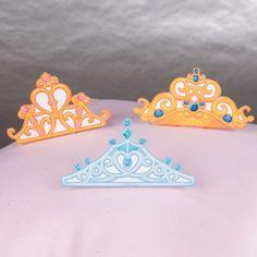 Mini Princess Tiaras