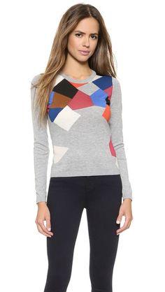Diane von Furstenberg Florencia Sweater