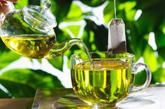November 2016 -Tea Benefits: It also may reduce the risk of stroke. White tea: Uncured and unfermented. One study showed that white tea has the most. Natural Cancer Cures, Natural Cures, Natural Hair, Plan Vida, Reverse Receding Gums, Effects Of Green Tea, Best Way To Detox, Best Green Tea, Acide Aminé