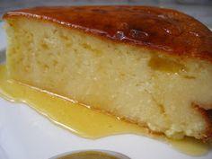 Esta es una tarta tipica de Galicia, la de requesón, esta tarta la he cogido del blog con sabor a canela, que aprovecho para deciros que... Chocolate Caliente, Food To Make, Cheesecake, Eat, Desserts, Recipes, Puddings, Chocolates, Blog