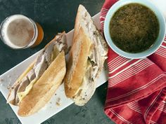 These Turkey and Gruyere sandwiches are phenominal...making them for supper tonight :o)