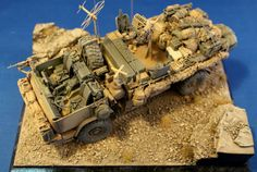 LMTV Warpig 1/35 Scale Model