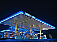 """Petrol station"""