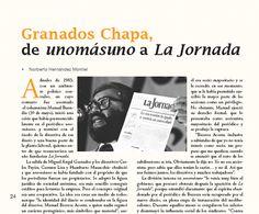 Granados Chapa, de unomásuno a La Jornada