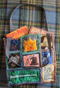 Harry Potter bag, Te