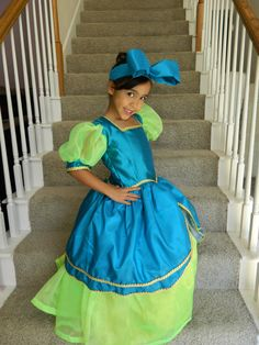 Drizella Costume Cinderella's Wicked Step Sister by DIPdesigns, $120.00