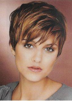 Short hair - I love this!