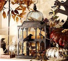 pottery barn halloween decor pottery barn halloween decor fall table decorations - Pottery Barn Halloween Decor