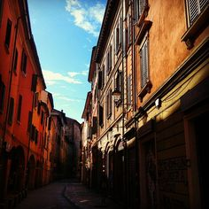 Good morning Bologna - Instagram by @Ash Huang Clark