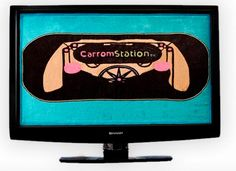 The Carrom Station Series by Alyazia Nahyan