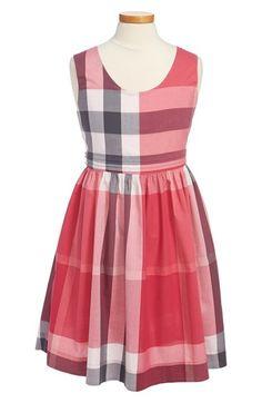 Burberry 'Anny' Sleeveless Dress