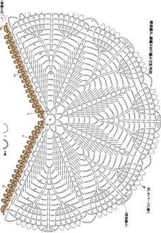 Exceptional Stitches Make a Crochet Hat Ideas. Extraordinary Stitches Make a Crochet Hat Ideas. Col Crochet, Crochet Bolero, Poncho Au Crochet, Crochet Mandala Pattern, Crochet Shawls And Wraps, Crochet Circles, Crochet Collar, Crochet Diagram, Crochet Chart