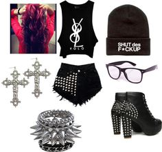 """""""summer"""" by thefashionfedora on Polyvore"""