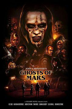 Ghost Of Mars Horror movie