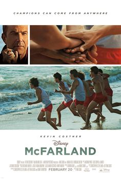 Stuff to do with your kids in Kitchener Waterloo: McFarland, USA - Enter To Win Passes To The Waterloo Advance Screening #disney