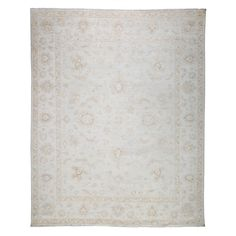 """Oushak Collection Oriental Rug, 8'0"""" x 9'8"""""""