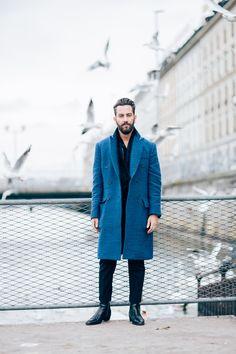 Men's Street Style Inspiration #1 | MenStyle1- Men's Style Blog