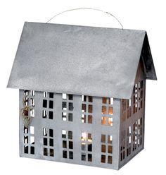 Domek ocynkowany - mniejszy