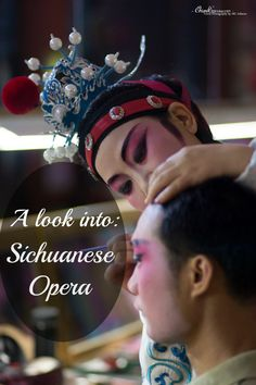 Discover the beautiful and colourful Sichuanese Opera in Chengdu, China. Funny, beautiful and clearly different from our Western standards, you might fall in love with this show that is impressive and full of surprises!