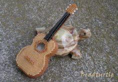 Схема гитары | biser.info - всё о бисере и бисерном творчестве