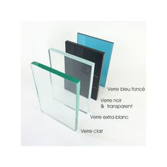 verre sur mesure