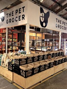 The Pet Grocers philosophy is as Pure and Authentic as it is Simple, a fresh alternate approach in providing Premium Quality Pet Food.[[MORE]] We have a strong focus on sourcing Australian and New. Petshop Store, Pet Store Display, Pet Food Shop, Pet Cafe, Dog Bakery, Bakery Store, Pet Hotel, Pet Resort, Pet Clinic