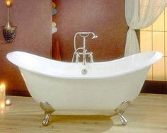 Would love to have the Claw Foot Tub