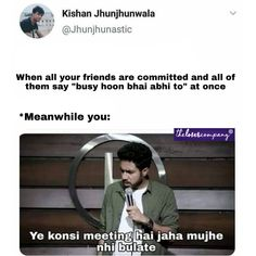 The Loser Company (TLC) www. Sarcastic Jokes, Funny Jokes In Hindi, Funny School Jokes, Very Funny Jokes, Funny Relatable Quotes, Cute Funny Quotes, Funny Video Memes, Crazy Funny Memes, Really Funny Memes