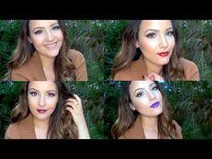 Favorite Fall Lipsticks   Drugstore & High-end