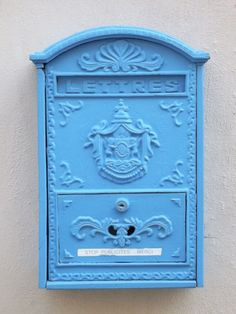 french mailbox