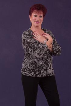Luz de Lourdes Gutiérrez Fuentes  Plantel: Satélite  Estatus del alumno: En formación  Habilidades: Canto, Baile, actuación  Nacionalidad: Mexicana  Fecha de nacimiento: 1961-04-17  Color de cabello: Rojo  Color de ojos: Verdes  Tez: Blanca  Altura: 1,58