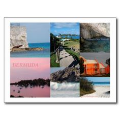 Stunning Bermuda Photo collage SOLD in Germany! :-)