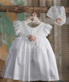 Children Dress, Christening Outfit, Little People, Girl Outfits, Flower Girl Dresses, Knitting, Wedding Dresses, Kids, Clothes