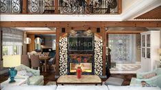 Дизайн интерьеров дома по проекту JAAKKO 187 Liquor Cabinet, Loft, Interior Design, Storage, Bed, Furniture, Home Decor, Design Interiors, Homemade Home Decor