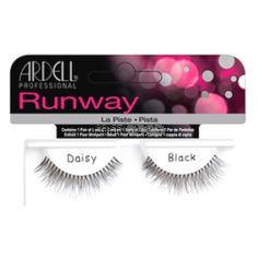 Ardell Runway Daisy  - Color Brown - Strip Glamour Style Eyelashes