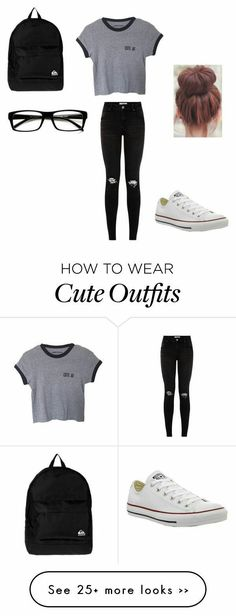 Here is a fantastic outfit for school! Casual outfit that doesn't take much time. - - Here is a fantastic outfit for school! Casual outfit that doesn't take much time to put together Source by Komplette Outfits, Outfits With Converse, Tumblr Outfits, Fall Outfits, Fashion Outfits, White Converse, White Sneakers, Black Vans Outfit, Batman Outfits