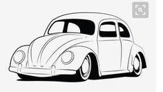 Vw T Shirt Cars Shirts Classic Beetle Volkswagon Gifts Print Fathers Day Mens Gift Ideas Kids Top Car