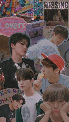 Woozi, Wonwoo, Jeonghan, Dino Seventeen, Carat Seventeen, T Wallpaper, Cartoon Wallpaper, Seventeen Performance Team, Kpop Backgrounds