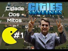 Cities Skylines - Cidade dos Mitos Ep. 1