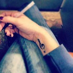 Hand and Tattoo