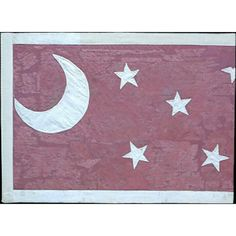 Flag of the 17th Arkansas Infantry, currently located at the Old State House Museum, Little Rock, Arkansas, is a Van Dorn Patter flag. Only the cotton crescent and five of the original thirteen stars remain of this fragment of the flag of the 17th. The flag saw heavy service as the regiment it designated was at Elk Horn (Pea Ridge) and then transferred to Mississippi. After a 48-day siege at Port Hudson, Louisiana, the 17th Arkansas and other Confederate forces surrendered on 1 July 1863…