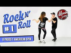 APRENDE A BAILAR ROCK AND ROLL: Básico #1 | Curso para principiantes. - YouTube Rock N Roll, Rock And Roll Dance, 3 I, Youtube, American, Tips, Music Videos, Entertainment, Exercises