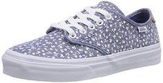 Oferta: 43.2€. Comprar Ofertas de Vans CAMDEN - Zapatillas de lona para mujer multicolor Mehrfarbig ((Ditsy) navy/wh FED) 36 barato. ¡Mira las ofertas!
