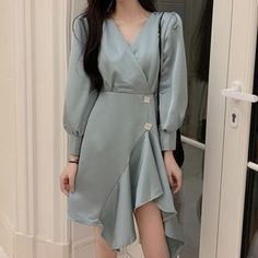 Cute Skirt Outfits, Edgy Outfits, Teen Fashion Outfits, Mode Outfits, Classy Outfits, Pretty Outfits, Pretty Dresses, Fashion Dresses, Stylish Dress Designs