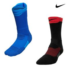 NIKE BASKETBALL菁英籃球長筒襪 SX5369 ELITE VERSATILITY CREW 黑色010藍色480籃球高統襪 | OS 小舖 - Yahoo奇摩超級商城