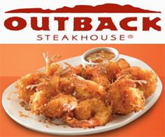 Outback Steakhouse: FREE Coconut Shrimp with ANY Purchase (Today Only) on http://hunt4freebies.com/coupons
