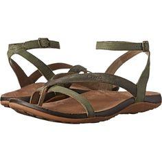 04993b44231 Chaco Sofia (Grape Leaf) Women s Shoes (4.890 RUB) ❤ liked on Polyvore