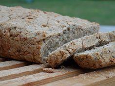 Havermout-notenbrood, voedselzandlopergewijs genieten de hele dag lang!